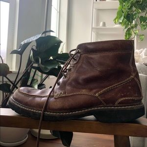 """Johnston and Murphy """"Murphy Flex"""" leather boots"""